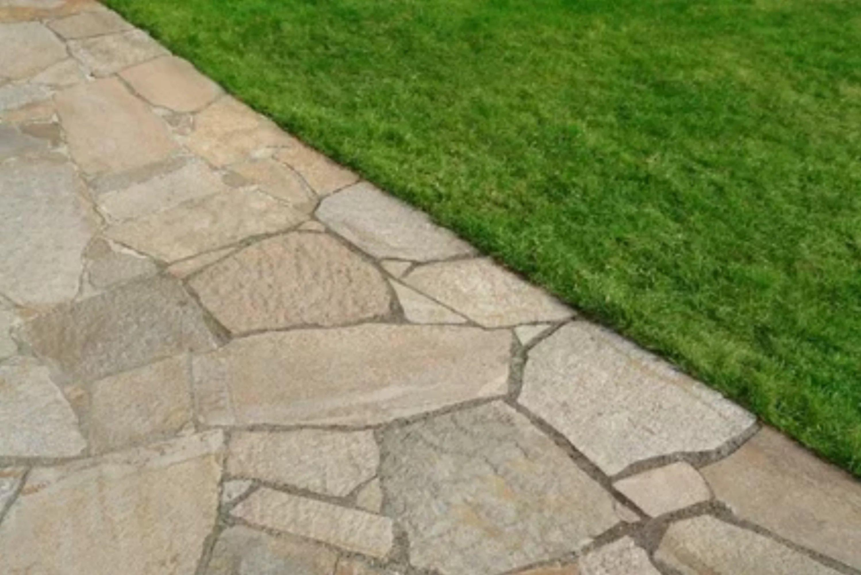nettoyage dalles de jardin